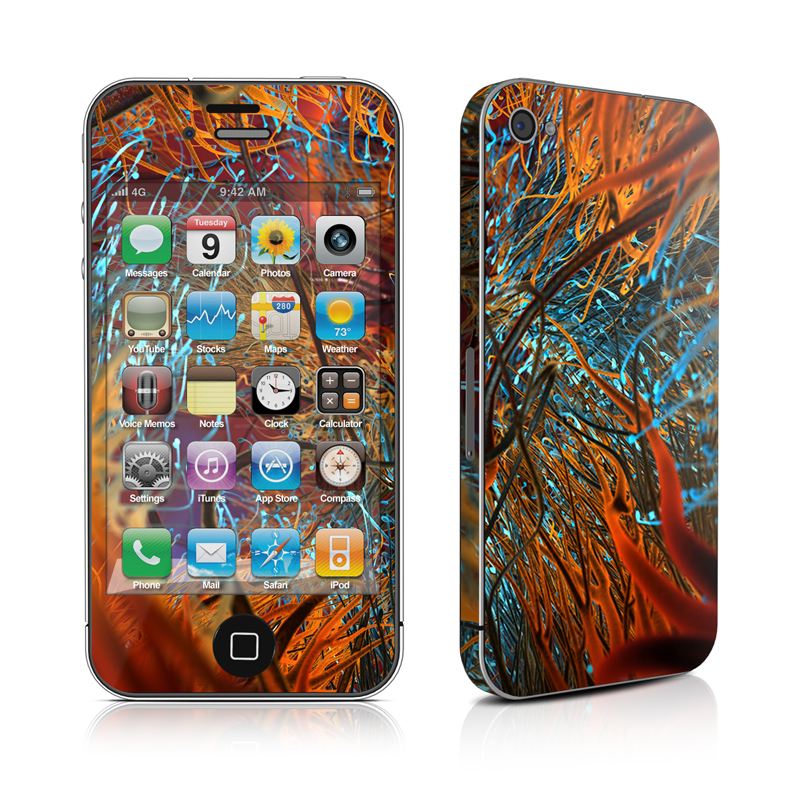 Axonal iPhone 4 Skin