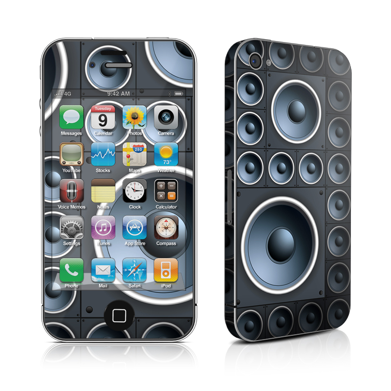 Bass is Good iPhone 4s Skin