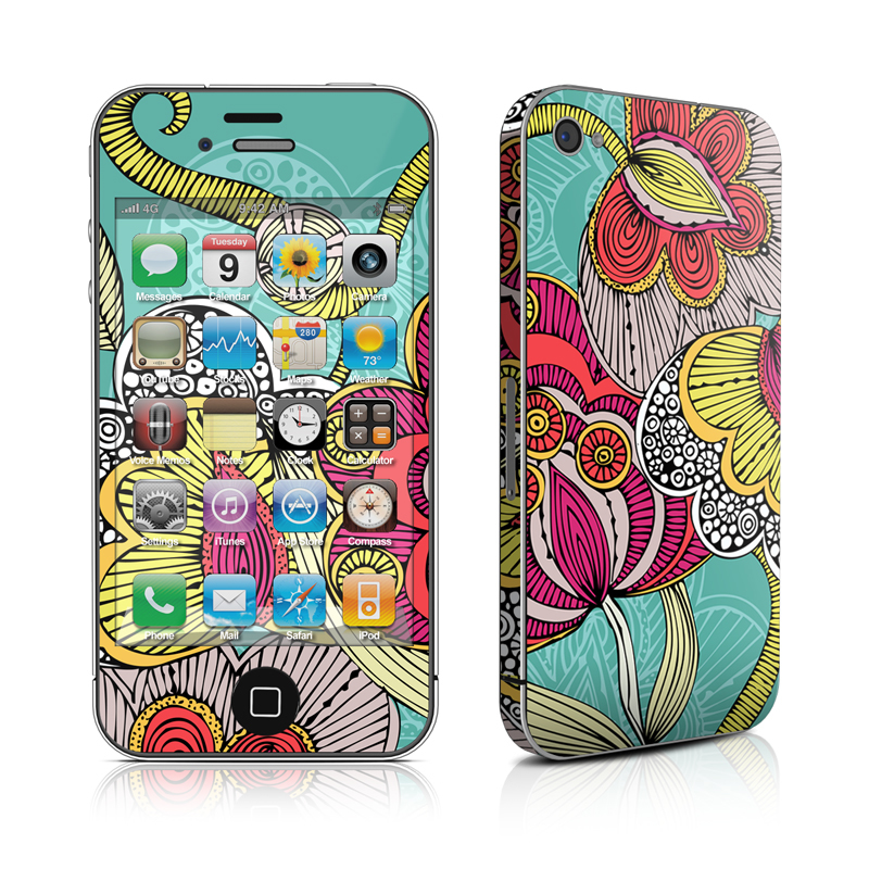 Beatriz iPhone 4 Skin