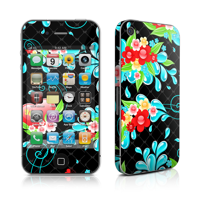 Betty iPhone 4s Skin
