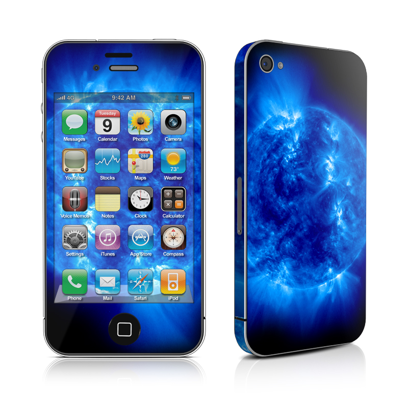 Blue Giant iPhone 4 Skin
