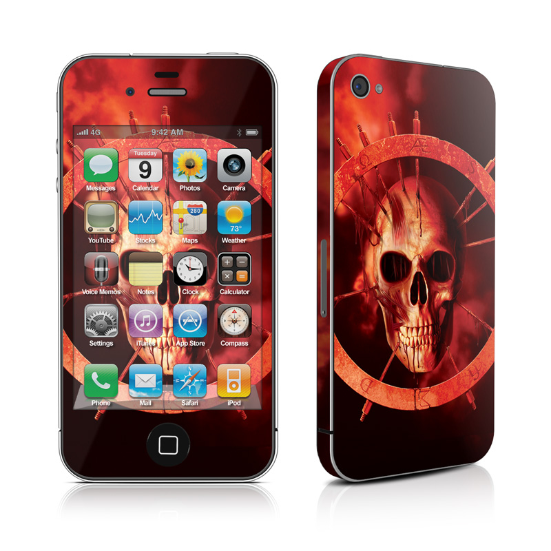Blood Ring iPhone 4s Skin