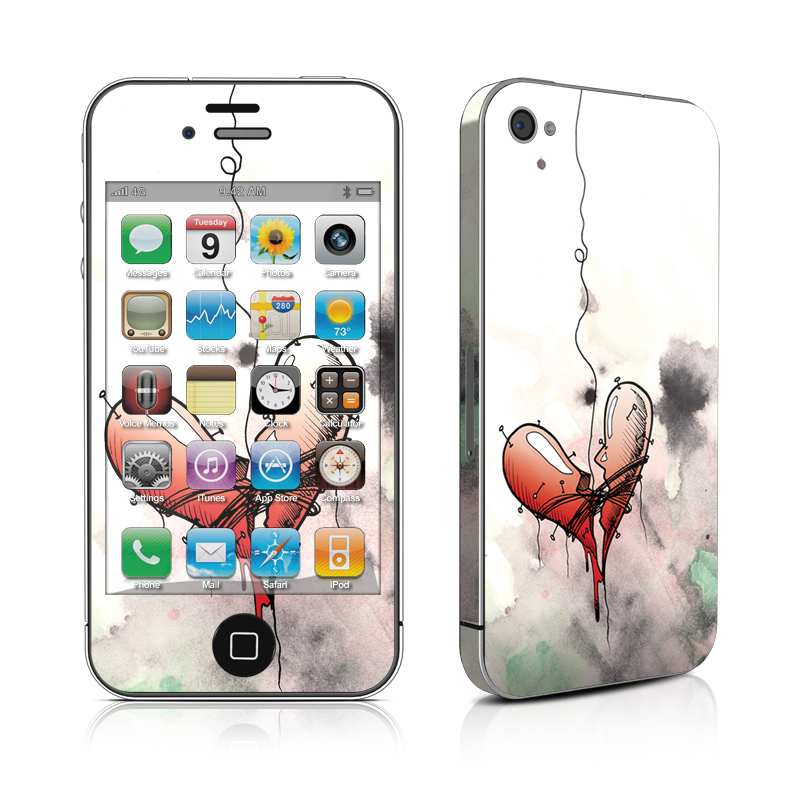 Blood Ties iPhone 4 Skin