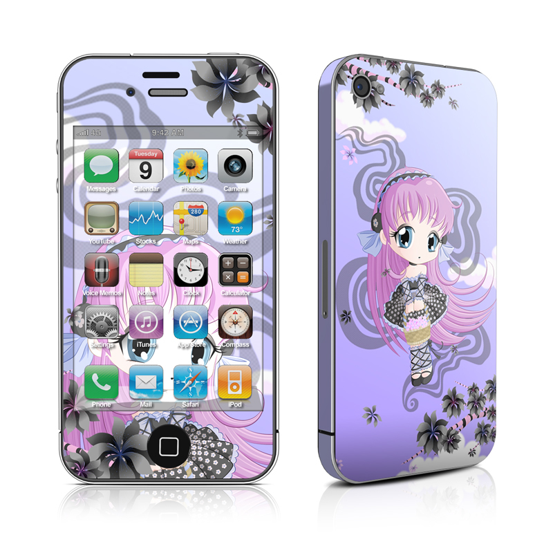 Blossom iPhone 4s Skin