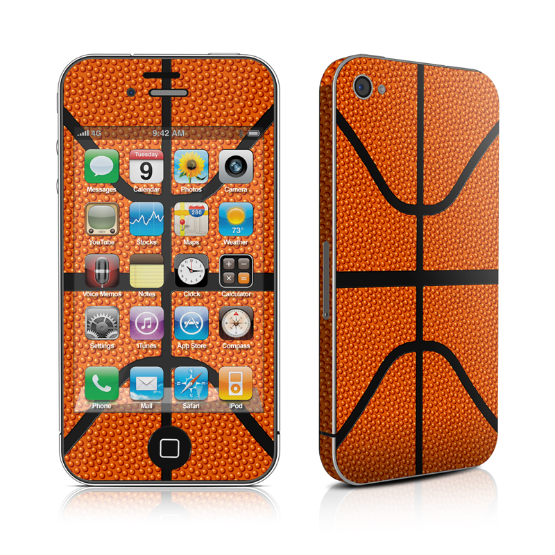 Basketball iPhone 4 Skin