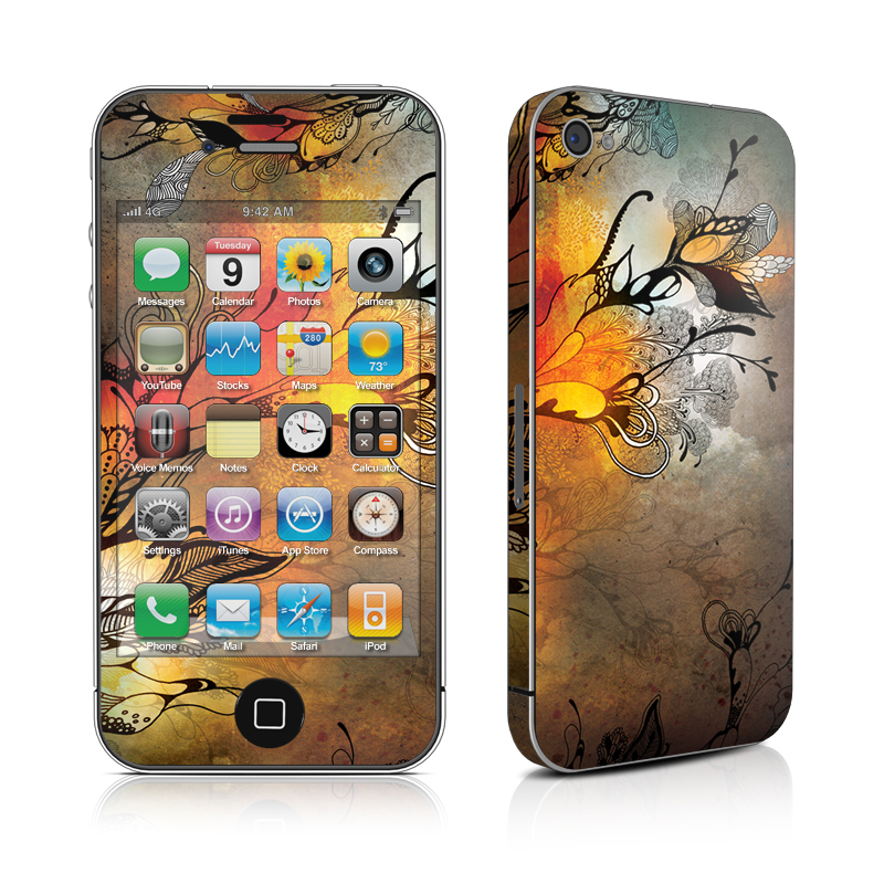 Before The Storm iPhone 4 Skin
