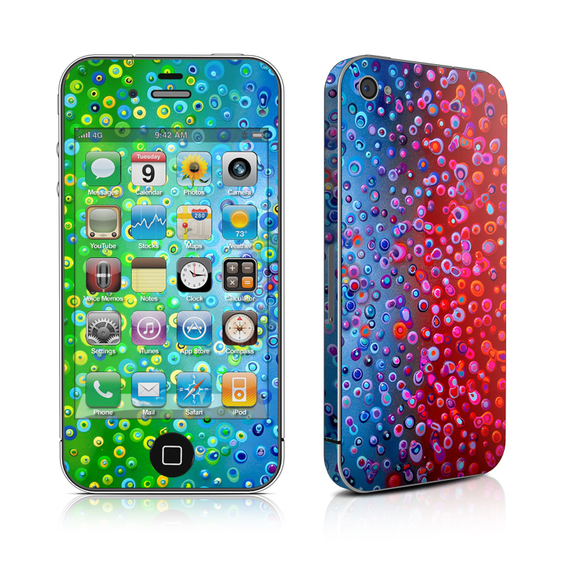 Bubblicious iPhone 4 Skin