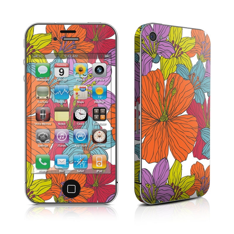 Cayenas iPhone 4s Skin