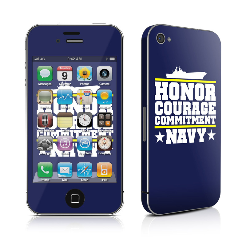Commitment iPhone 4s Skin