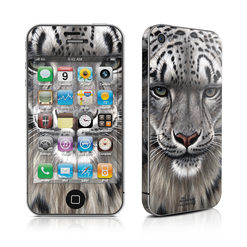 Call of the Wild iPhone 4 Skin