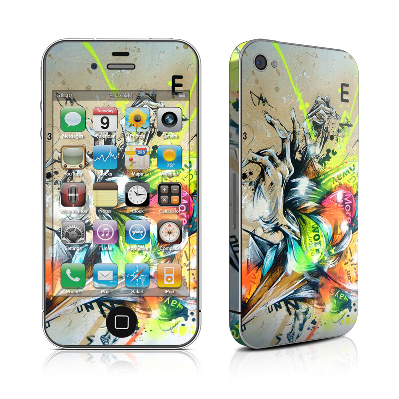 Dance iPhone 4 Skin