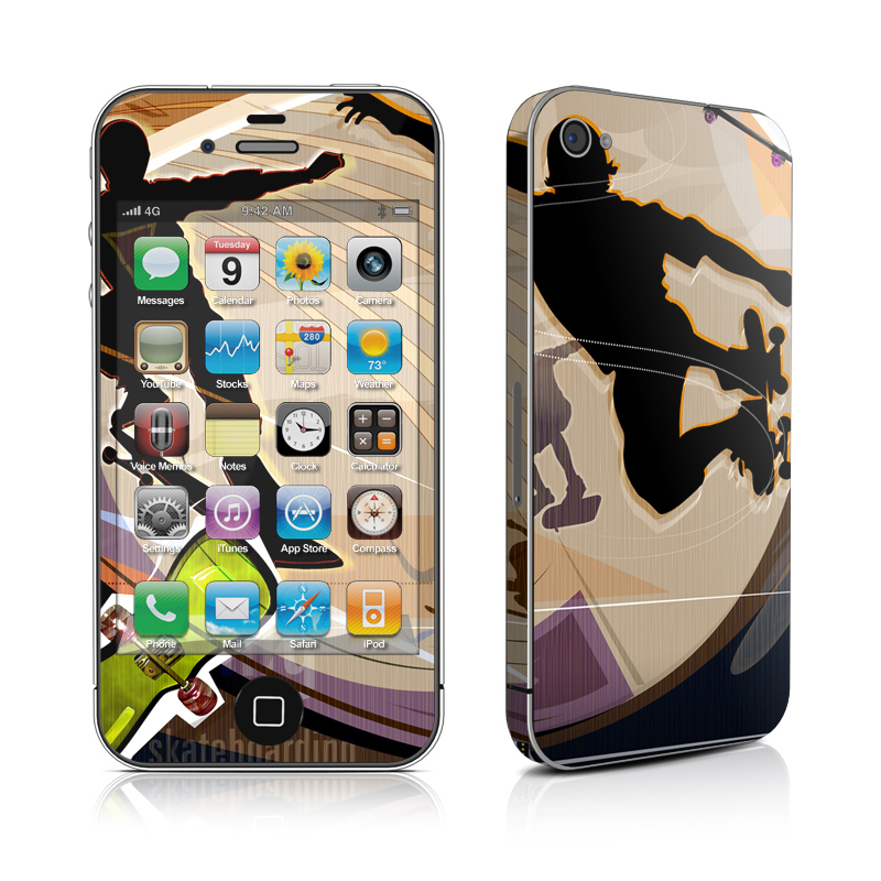 Dogtown iPhone 4s Skin