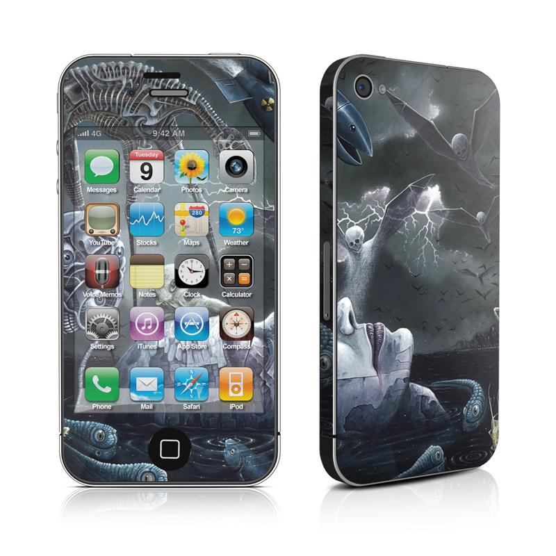 Dreams iPhone 4s Skin