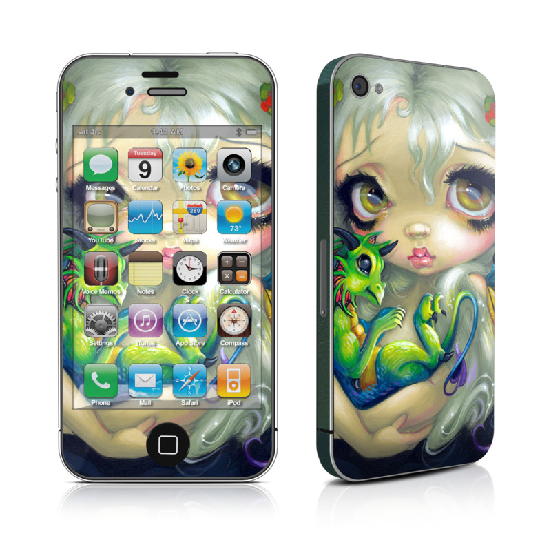Dragonling iPhone 4 Skin