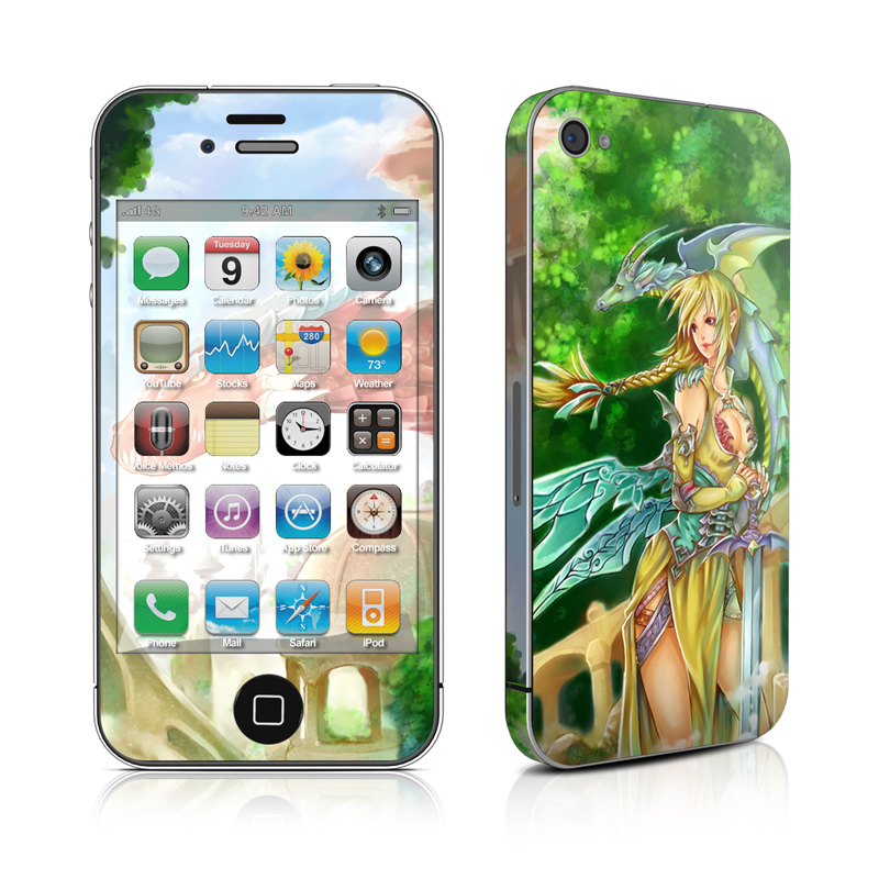 Dragonlore iPhone 4 Skin
