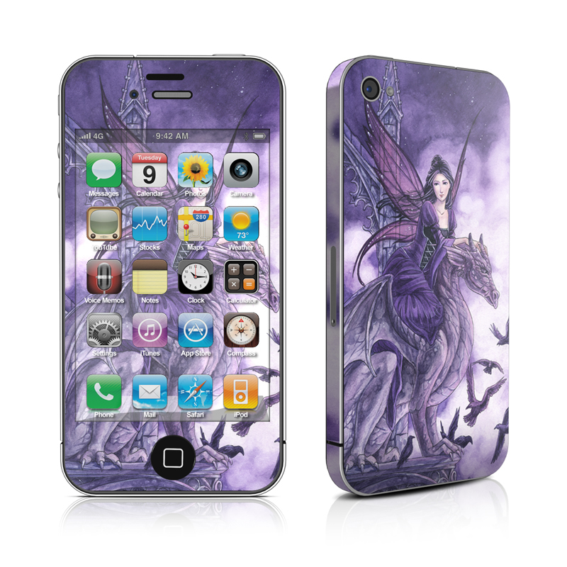 Dragon Sentinel iPhone 4 Skin