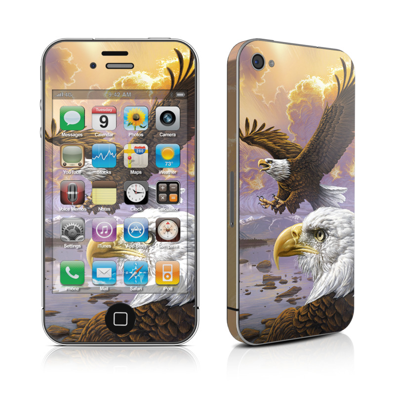 Eagle iPhone 4s Skin