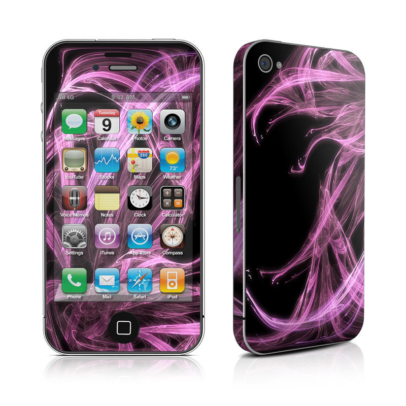 Energy Blossom iPhone 4s Skin