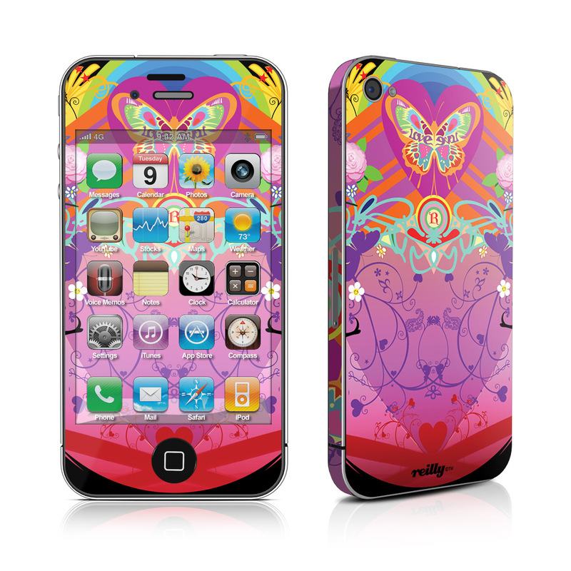 Ecstacy iPhone 4 Skin