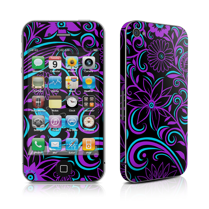 Fascinating Surprise iPhone 4 Skin