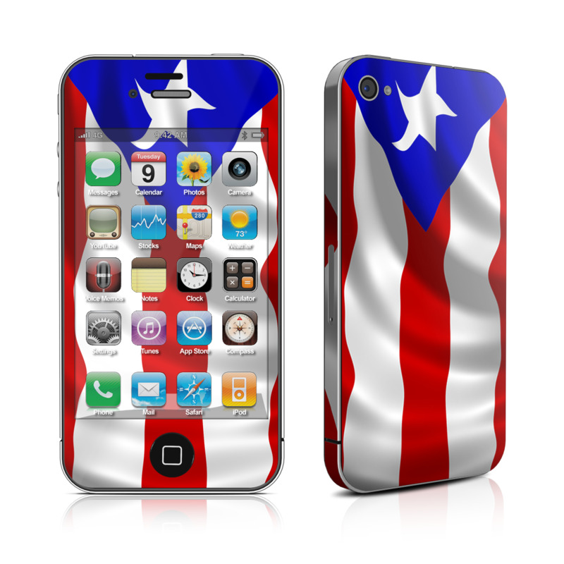 iPhone 4s Skin design of Flag, Flag of the united states, Flag Day (USA), Veterans day, Independence day with red, blue, white colors