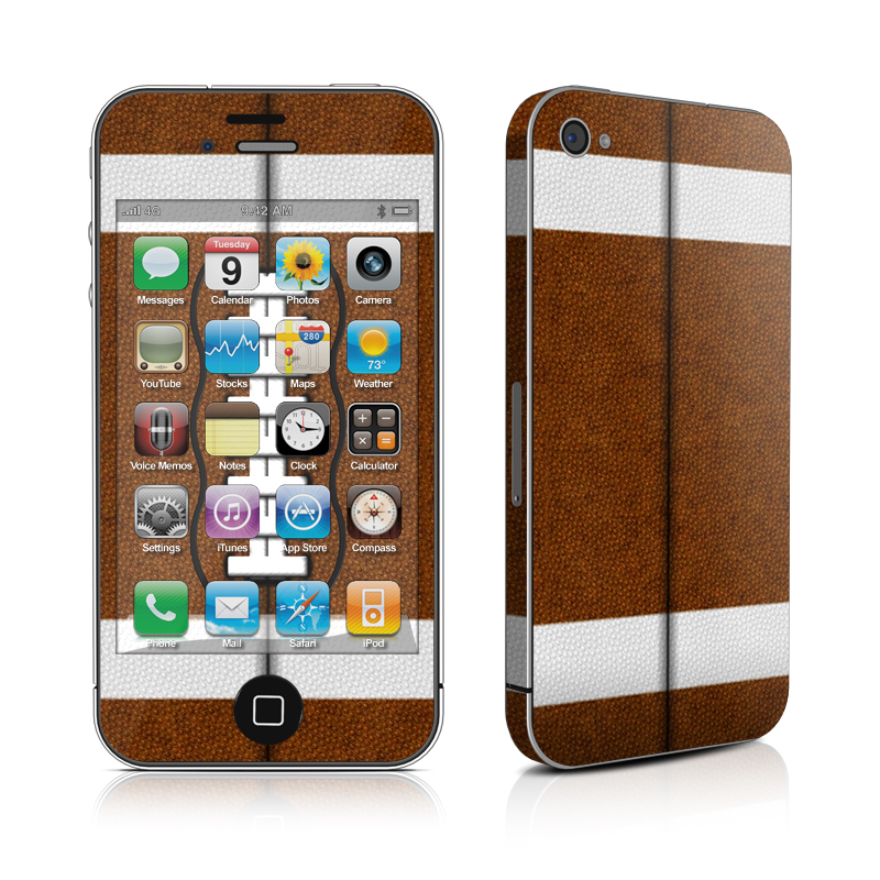 Football iPhone 4 Skin