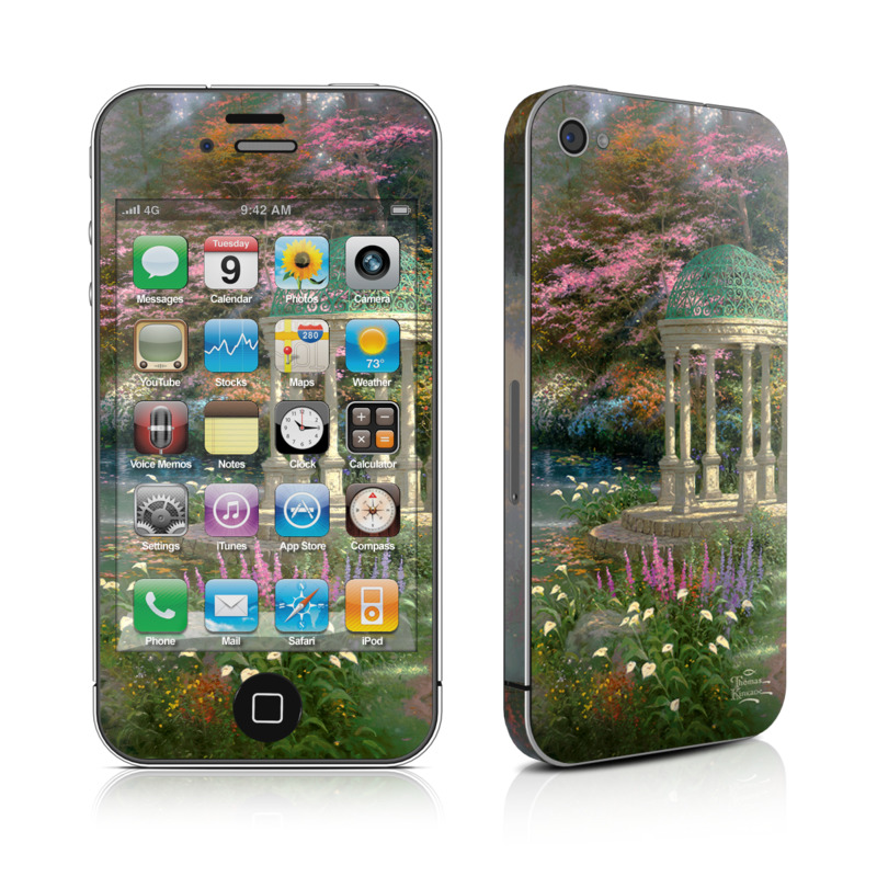 Garden Of Prayer iPhone 4 Skin