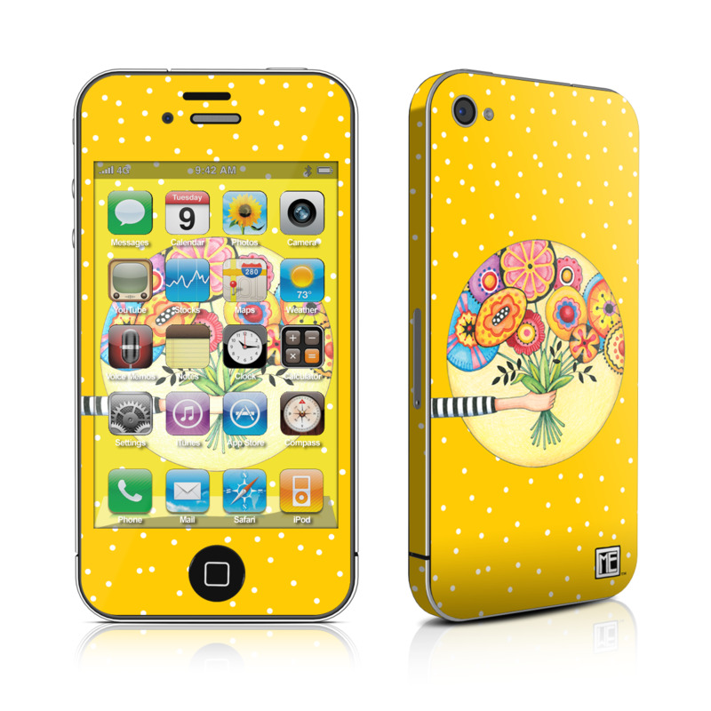 Giving iPhone 4s Skin
