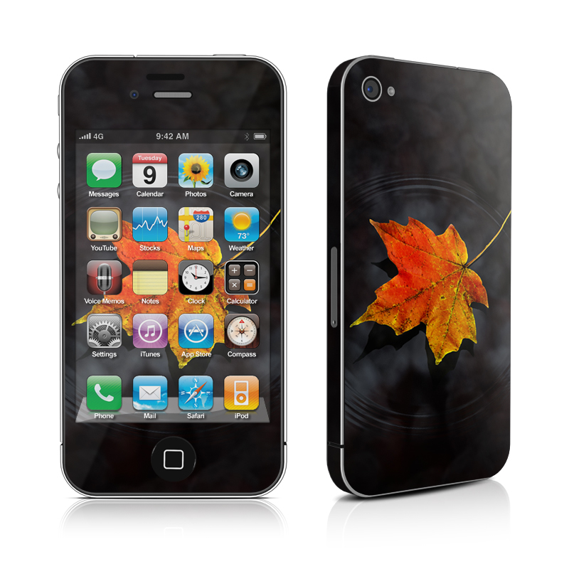 Haiku iPhone 4s Skin