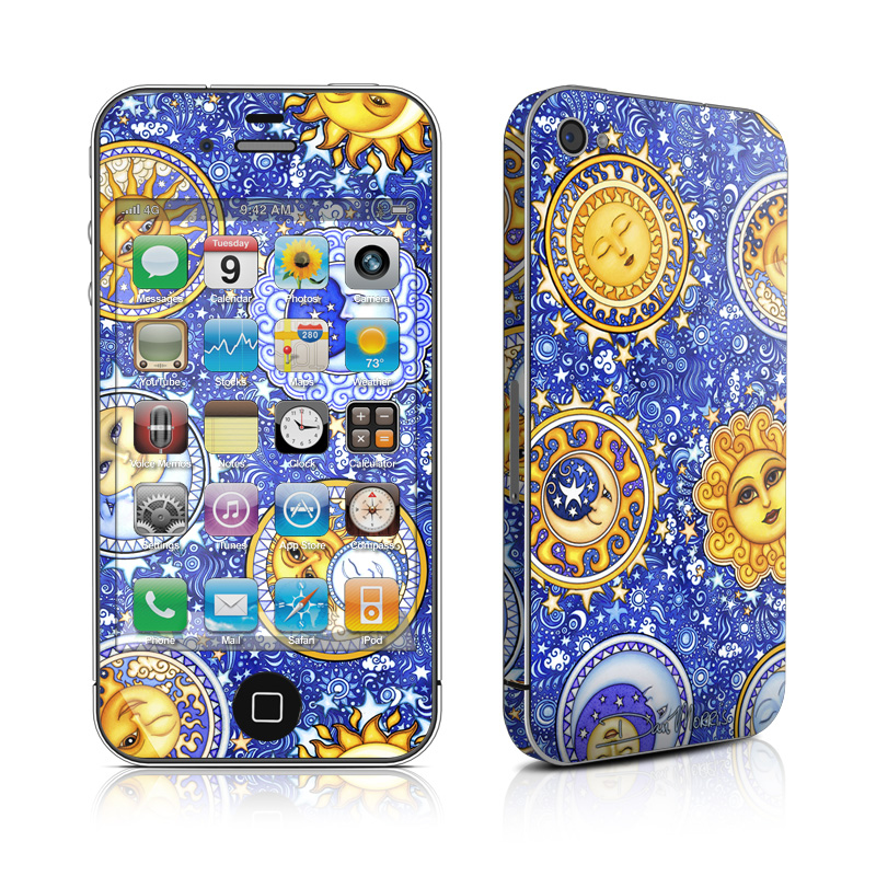 Heavenly iPhone 4s Skin