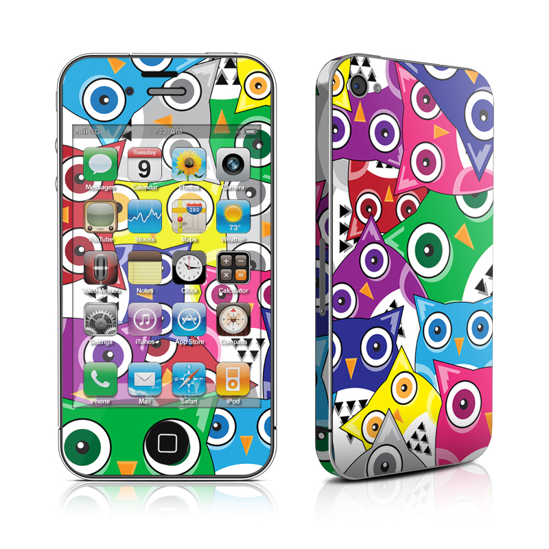 Hoot iPhone 4s Skin