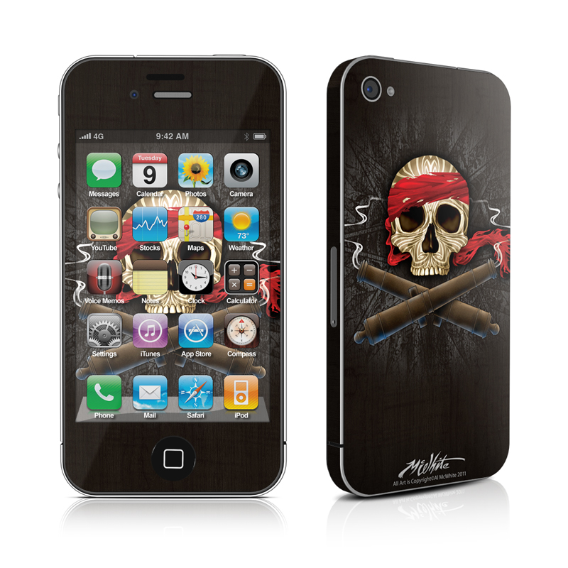 High Seas Drifter iPhone 4s Skin