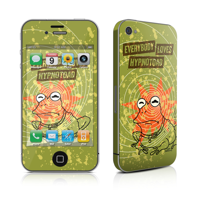 Hypnotoad iPhone 4 Skin