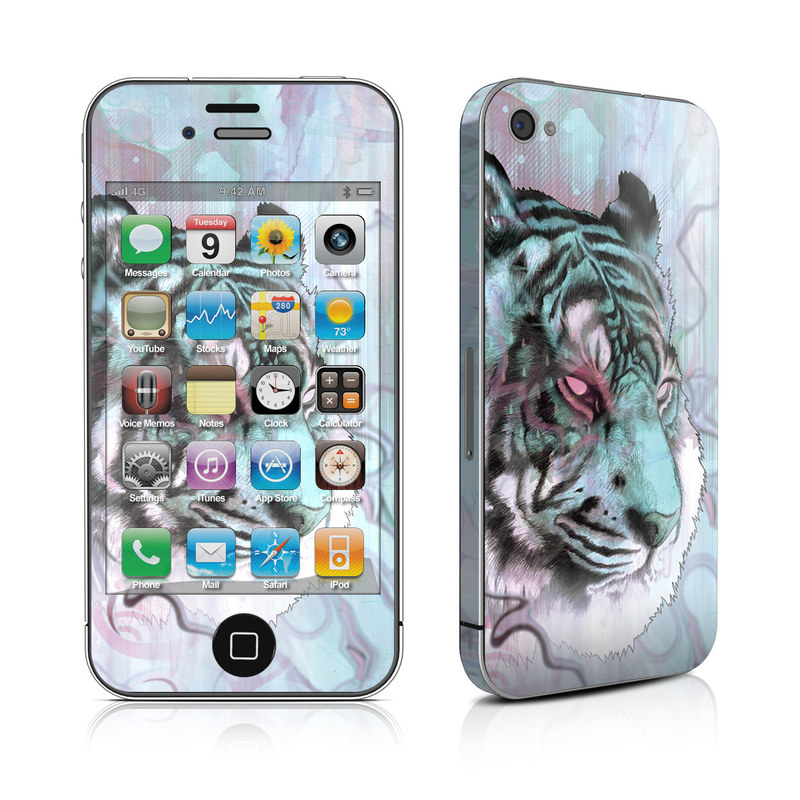 Illusive by Nature iPhone 4s Skin