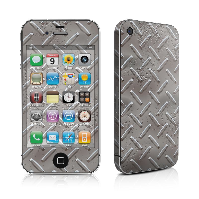 Industrial iPhone 4 Skin