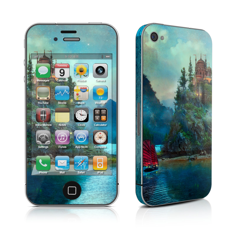 Journey's End iPhone 4 Skin
