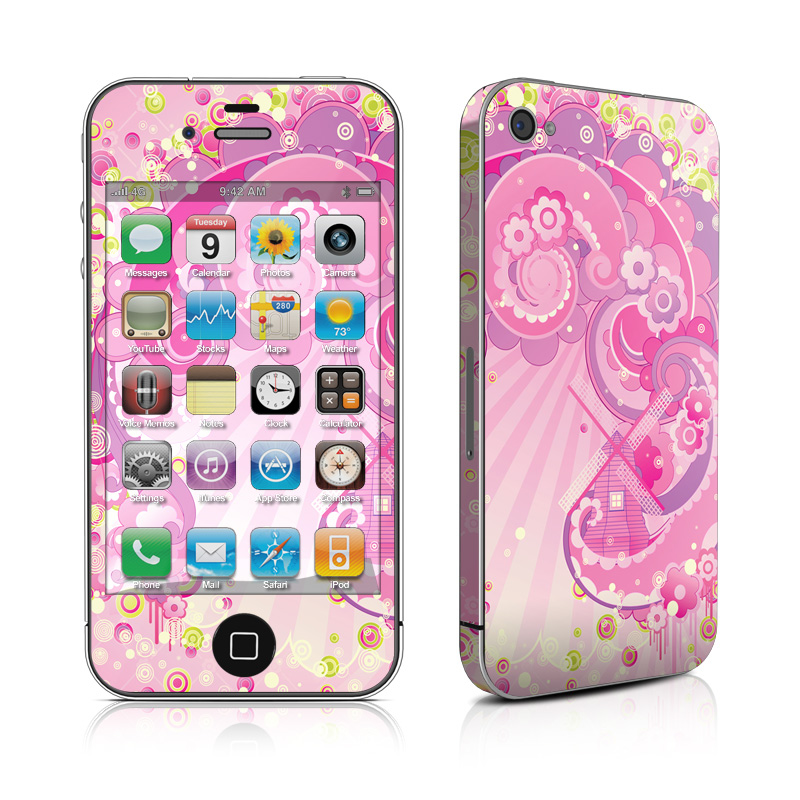Jolie iPhone 4 Skin