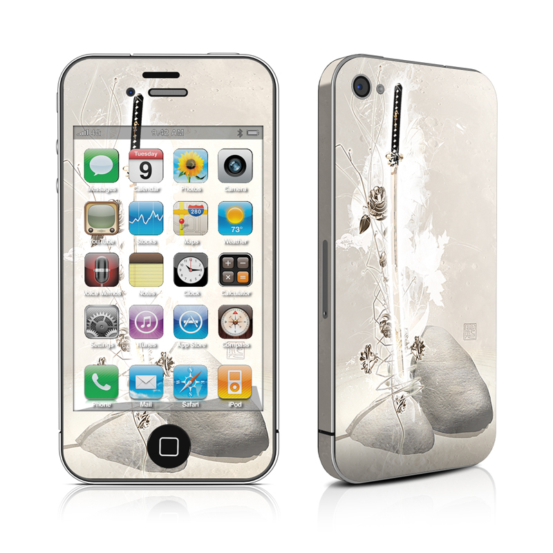 Katana Gold iPhone 4s Skin