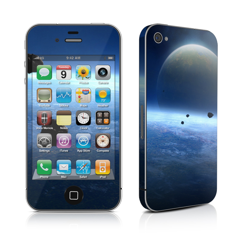 Kobol iPhone 4 Skin