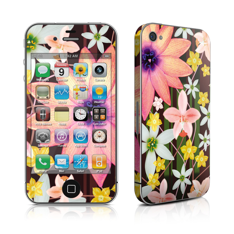 Meadow iPhone 4 Skin