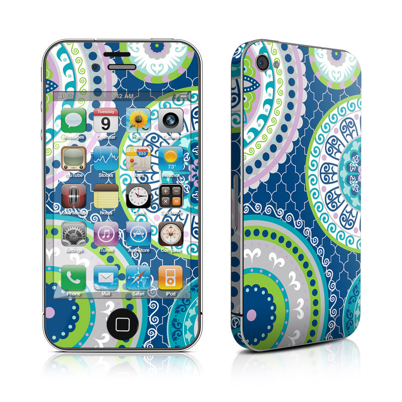Medallions iPhone 4s Skin