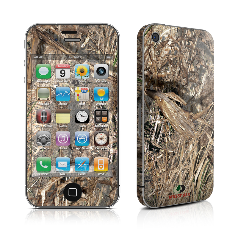 Duck Blind iPhone 4 Skin