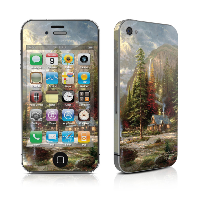Mountain Majesty iPhone 4s Skin