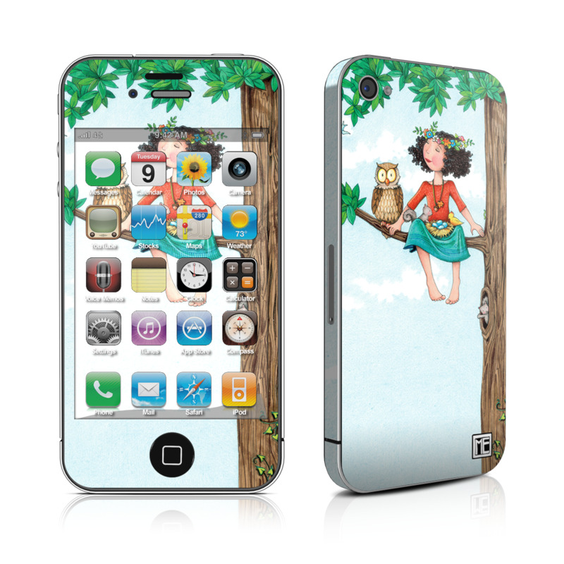 Never Alone iPhone 4s Skin