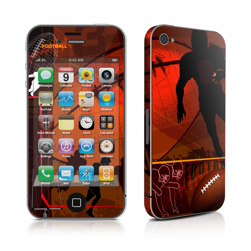 iPhone 4s Skin design of Fictional character, Superhero, Art with black, red colors