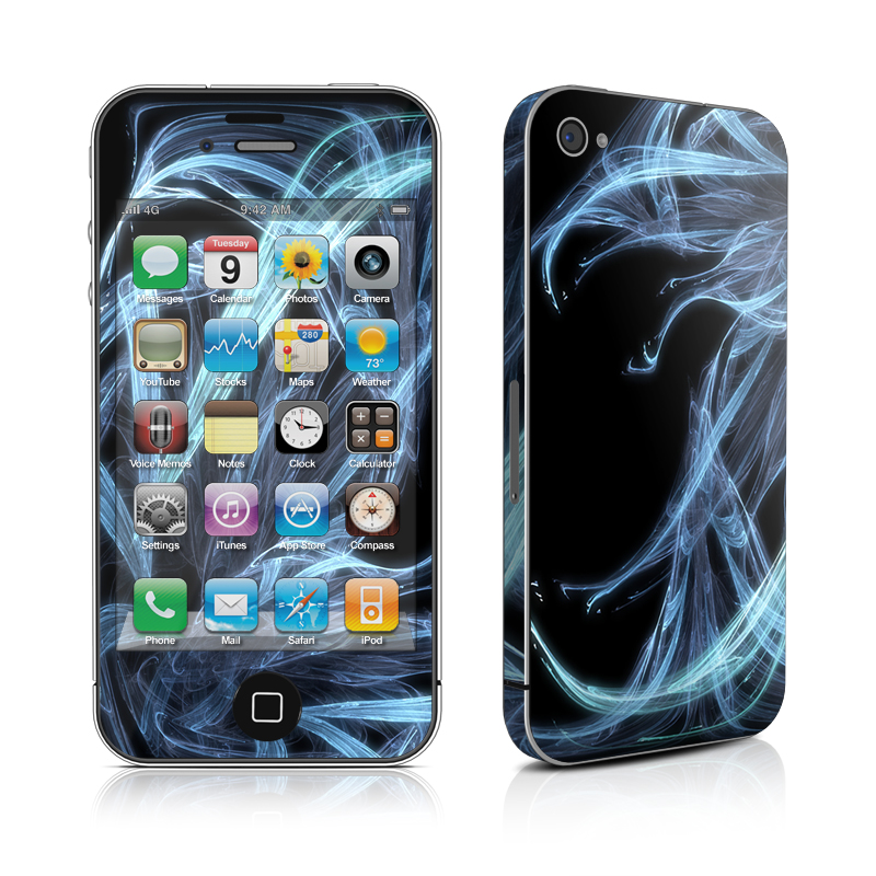 Pure Energy iPhone 4s Skin