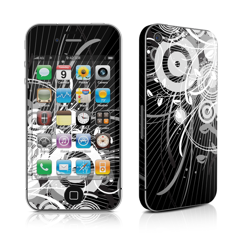 Radiosity iPhone 4s Skin
