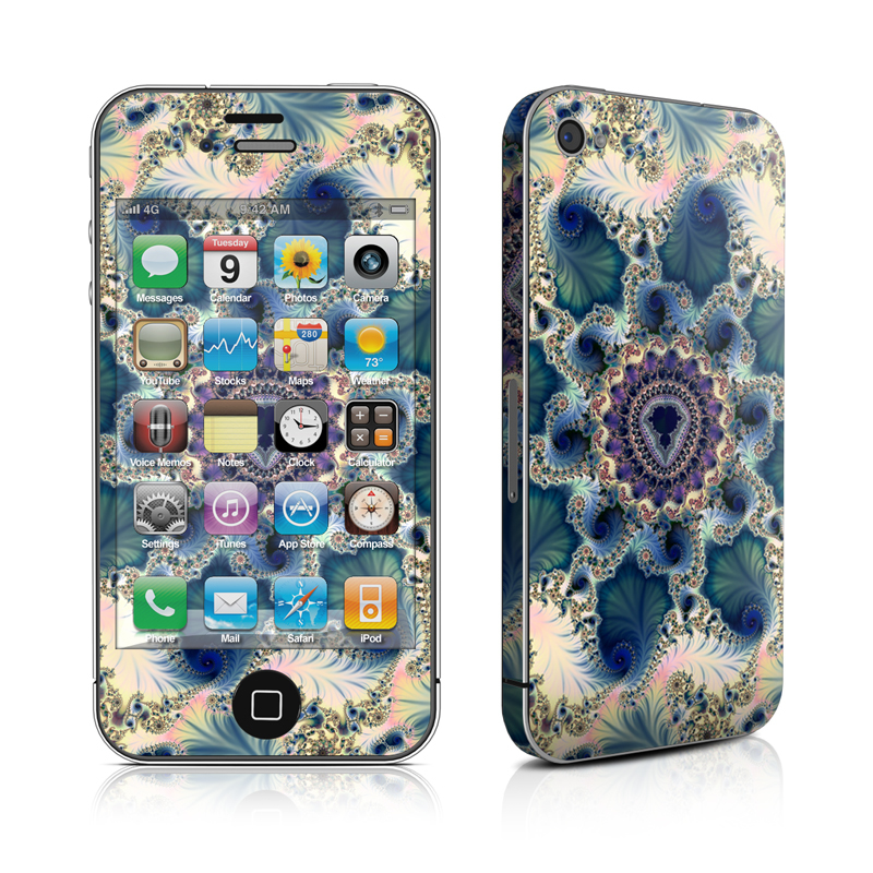 Sea Horse iPhone 4s Skin