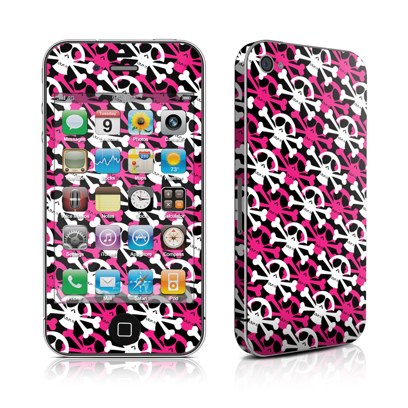 iPhone 4s Skin design of Pink, Pattern, Textile, Design, Magenta, Line with black, gray, purple, white, red, pink colors