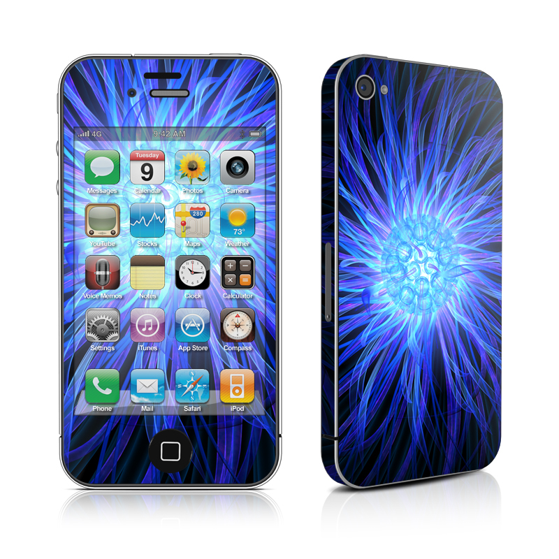 Something Blue iPhone 4s Skin